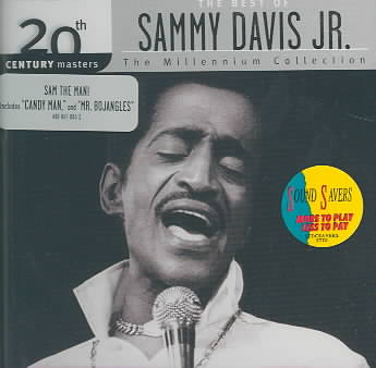 20TH CENTURY MASTERS:MILLENNIUM COLLE BY DAVIS,SAMMY JR. (CD)